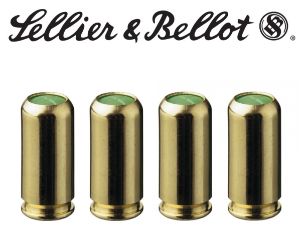 Seller Bellot KNALLPATRONEN, 9 mm P.A.K. für Pistolen