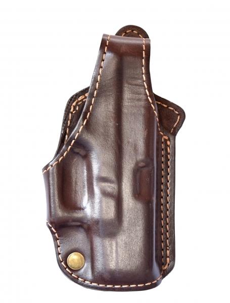 Belt Holster leather brown for BG26 PTB-939