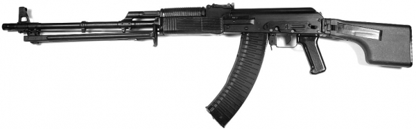 MG RPK 74M RUSSISCHE LEGENDE S-AEG