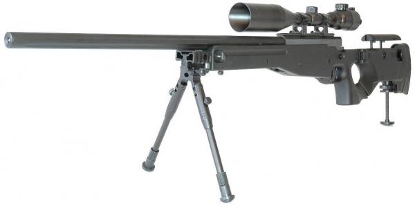 L96 Sniper S&A MB System 6mm Luftdruckgewehr