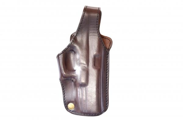 Leather Holster brown for Full Steel OST & OST-1 Blank Firing Guns
