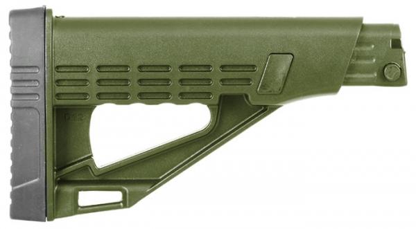 GERMANTAC Schiebeschaft in OD für Shotguns