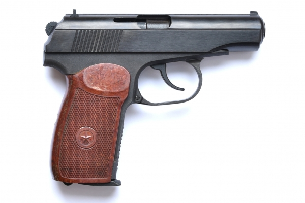 Baikal MP654K-5.2 Serie 88 GEN5 CNC Makarov 4,5mm CO2 Pistole