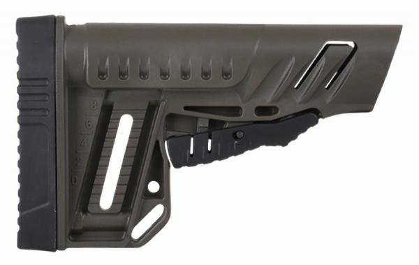 GERMANTAC Z Schaft für Shotgun, AR15, AK47...74, OD grün