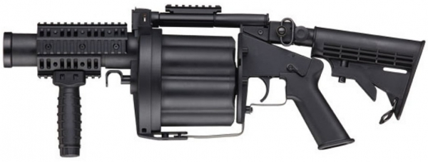 M32 GLM Revolver Grenade Launcher Airsoft