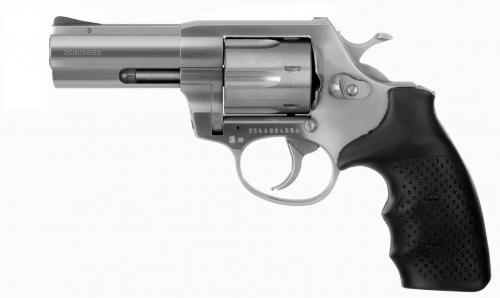 STEEL COP-S 3'' Edelstahl Revolver 9mm R Knall