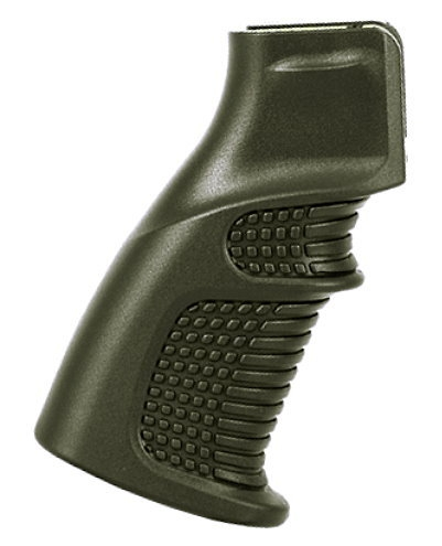 GERMANTAC Griff in OD für Colt AR-15