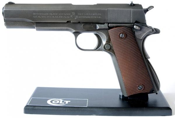 INOKATSU COLT M1911 A1 Vollstahl 6mm GBB / CO2