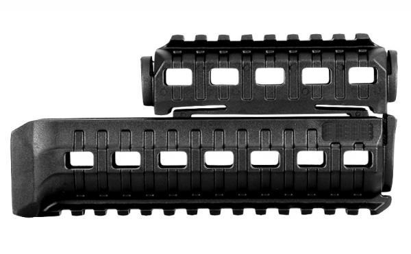 GERMANTAC Handschutz schwarz für AK47 – AK 100