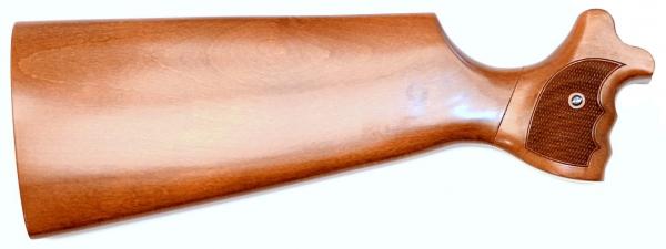 Holzschaft für STEEL COP & DOG Revolver