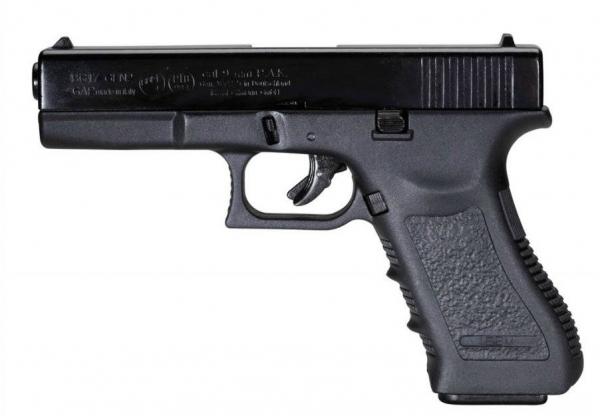 BG17 GEN2.3 9mm PAK Schreckschuss SCHWARZ