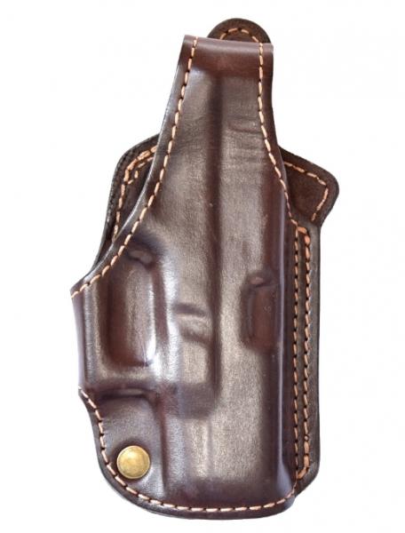 Belt Holster leather for GLOCK Mod. 26, 27, 28, 33, 39