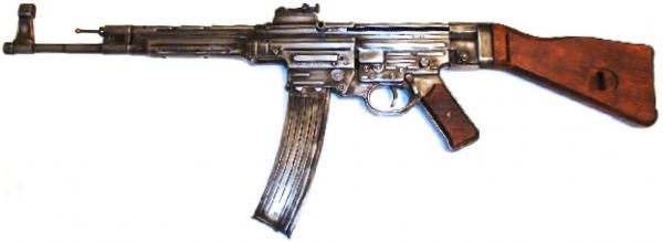 """WH MP44 StG44 Sturmgewehr Modellwaffe """"ALT"""""""