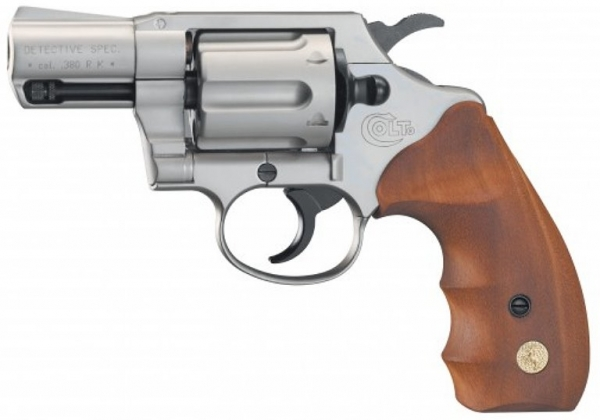 Colt Detective Special Revolver 9mm R Blank