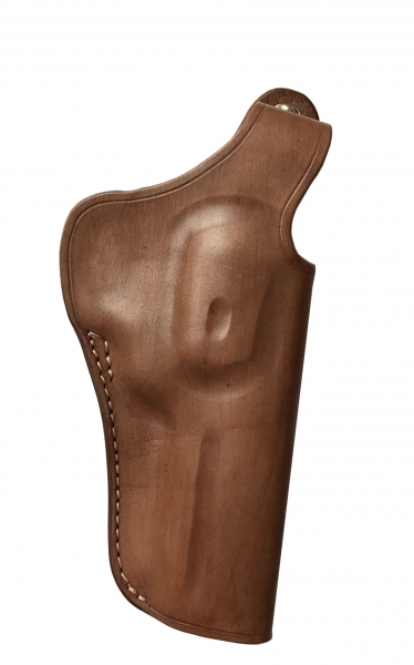 Holster leather for 4'' STEEL COP & DOG Revolvers