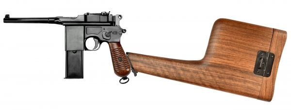 WOODEN STOCKS for MAUSER, BROWNING & 1911