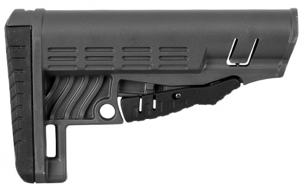 GERMANTAC Z Schaft für Shotgun, AR15, AK47...74, schwarz