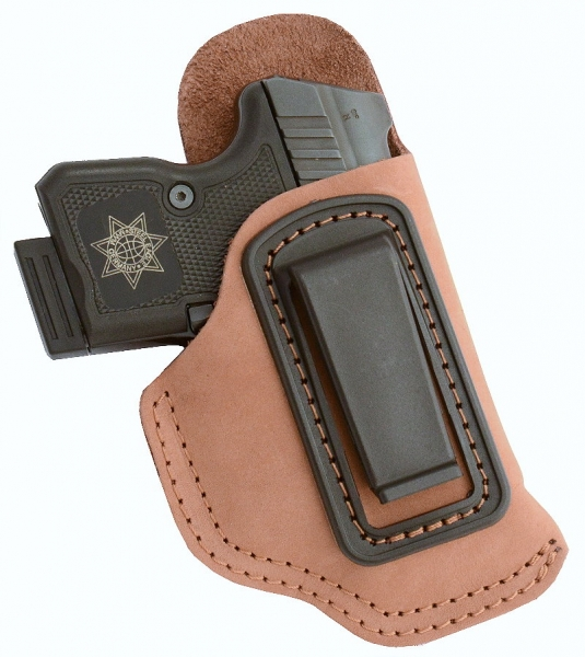 Inside Waistband Holster nubuck for STEEL EAGLE