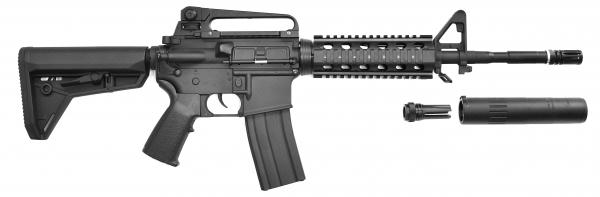 DEFENSE FORCES M4-M16 TRAINING GUNS 2019 IWA
