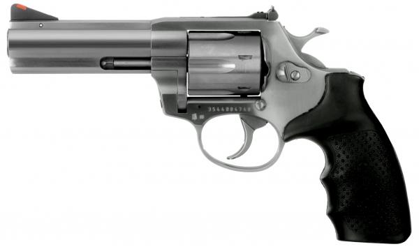 STEEL COP-S ET4'' TAC Edelstahl Revolver 9mm R Knall