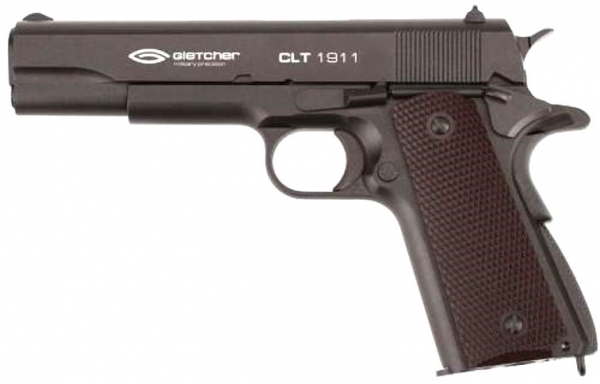 CLT 1911 4,5mm GBB CO2 Vollmetall