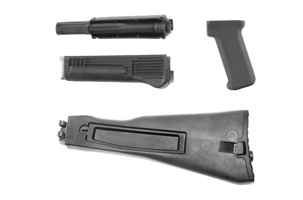 AK74M AK100 AK105 Saiga Cugir Schaftsatz aus Polymer