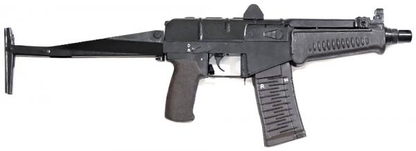 SR3 VIKHR Vollstahl Airsoft 6mm S-AEG NPOAEG