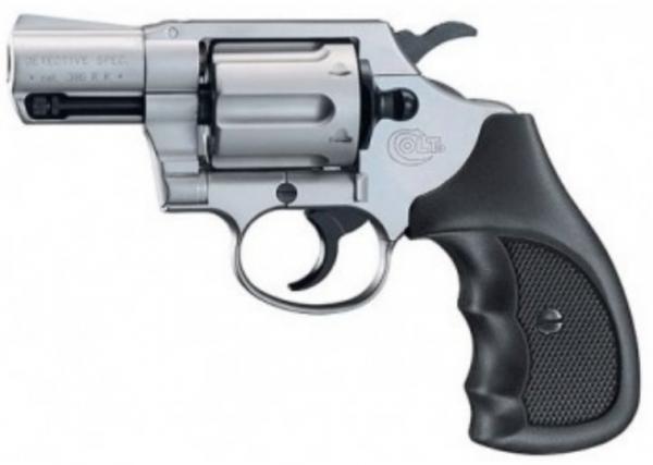 Colt Detective Special Revolver 9mm R Knall