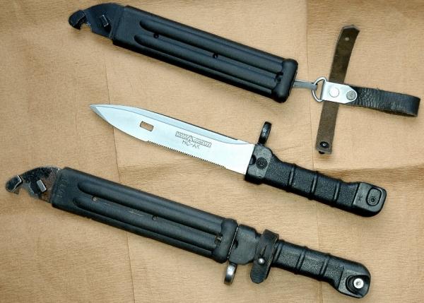 AK100 AK103 AK74 Izhmash Bajonett 907 HC-AK